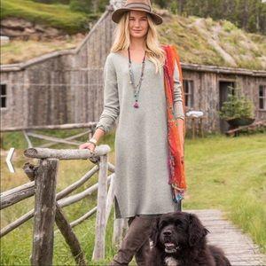 Sundance wool sweater dress